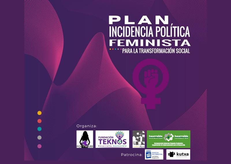 Incidencia Política Feminista para la Transformación Social