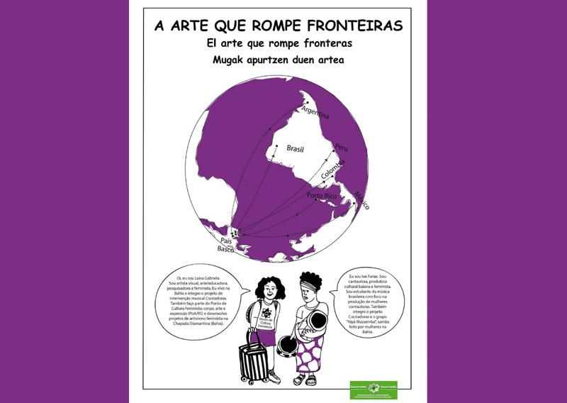El arte que rompe fronteras