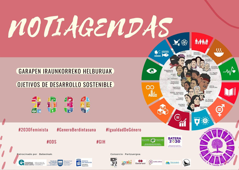 Notiagendas feministas 2030