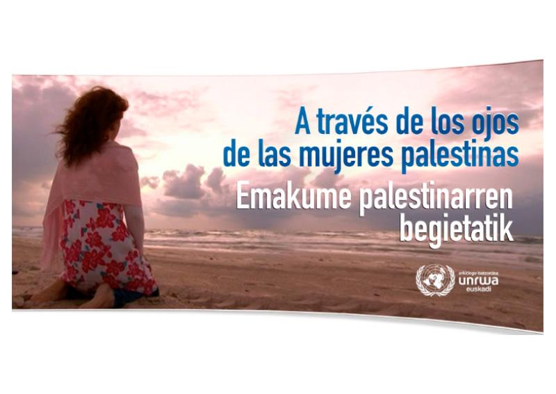Videoforos - A través de los ojos de las mujeres palestinas
