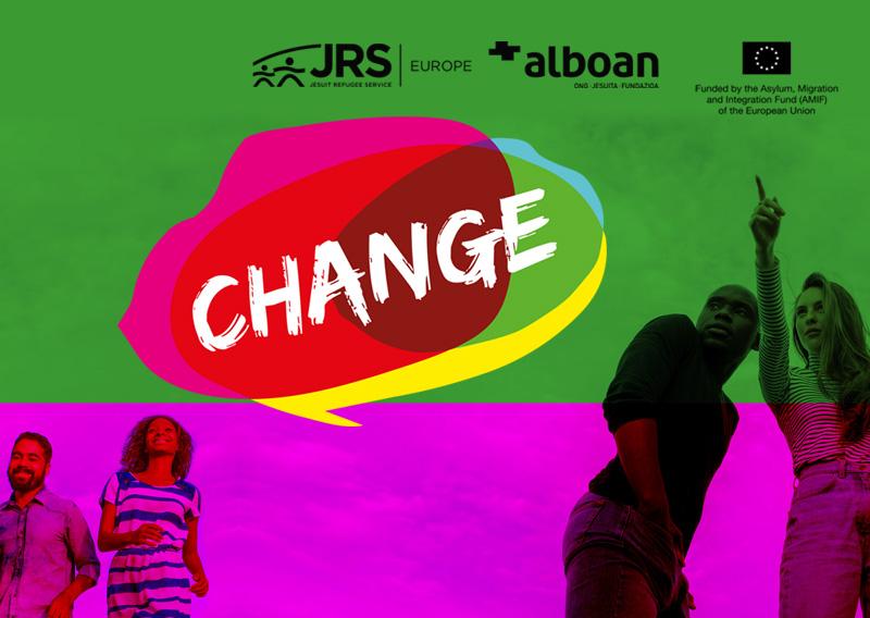 Change: propuesta pedagógica sobre migración y refugio