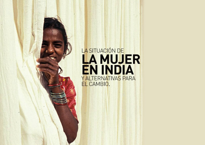 Más allá del Sari. Mujeres indias caminando hacia la equidad.