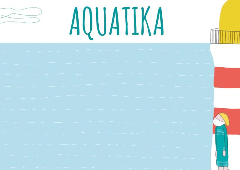 Aquatika - Cuento infantil con valores