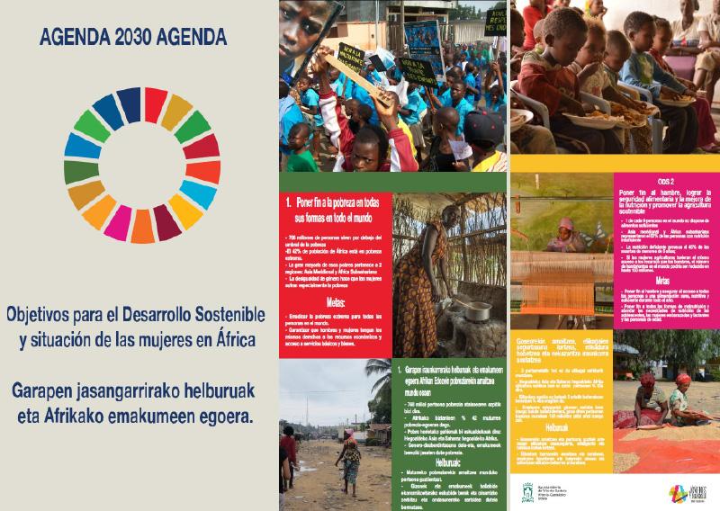Objetivos para el desarrollo sostenible y situación de las Mujeres en Africa