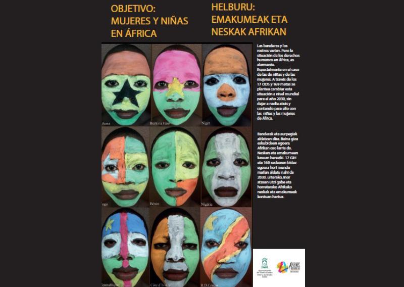 OBJETIVO: Mujeres y Niñas en Africa