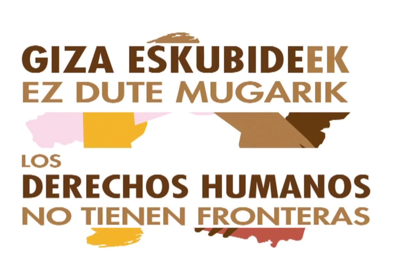 Los Derechos Humanos no tienen Fronteras