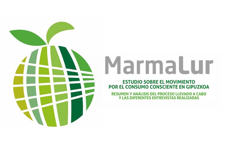 Marmalur. Estudio sobre el movimiento por el consumo consciente en Gipuzkoa.