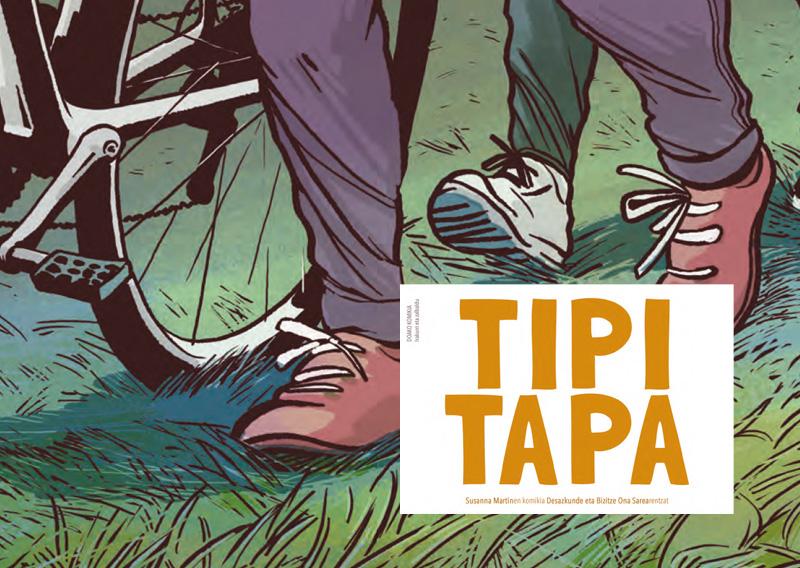 Tipi-Tapa. cómic