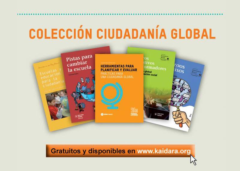 Colección Ciudadanía Global