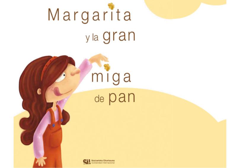 """Liburua: """"Margarita eta ogi-apurra"""""""