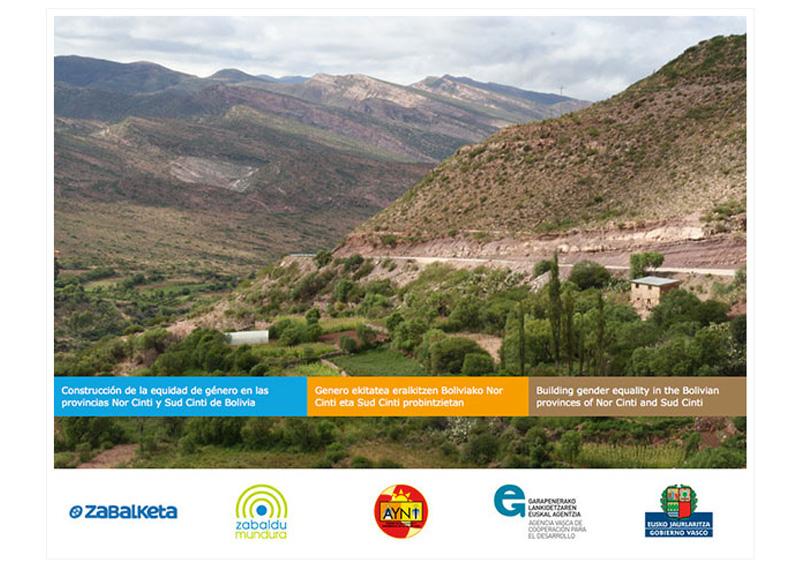 Construcción de la equidad de género, Bolivia