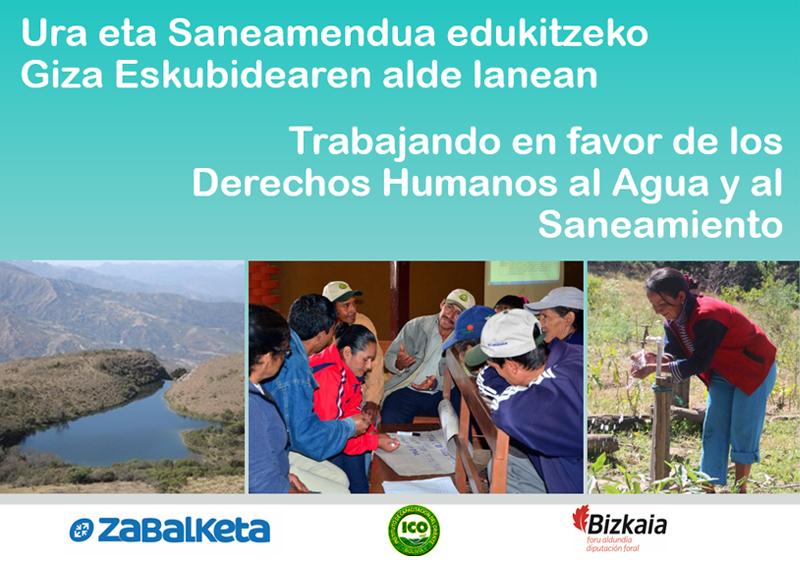 Derechos Humanos al Agua y al Saneamiento - Bolivia