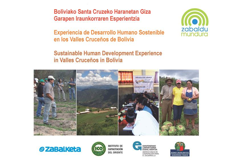 Desarrollo Sostenible de las Comunidades Campesinas, Bolivia