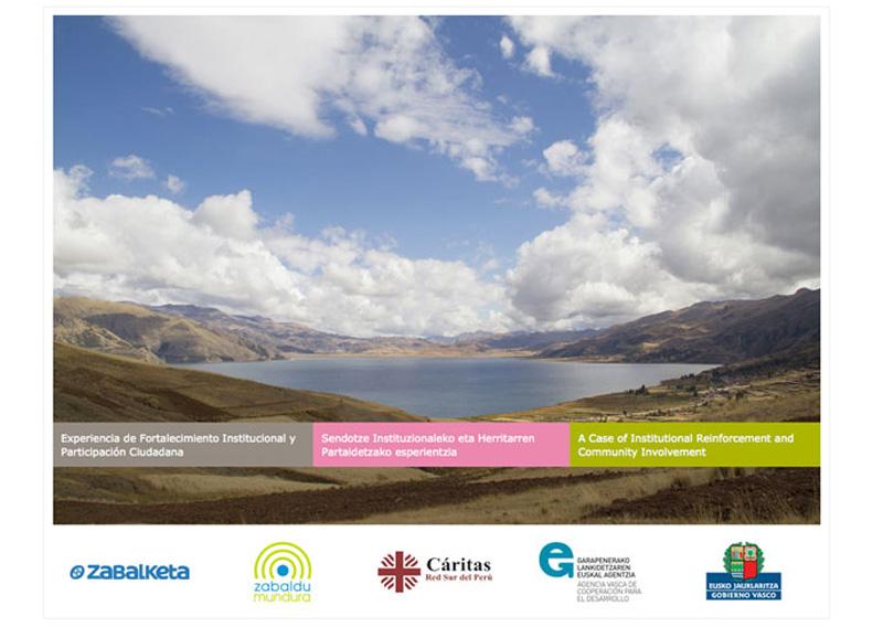 Experiencias de fortalecimiento institucional y participación ciudadana, Perú